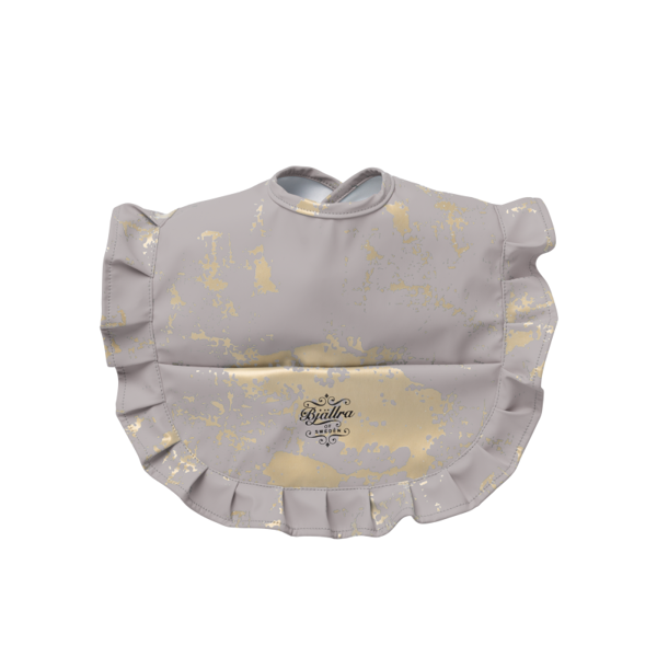 Afbeelding van B.O.S. : Bib - Grey Golden Collection
